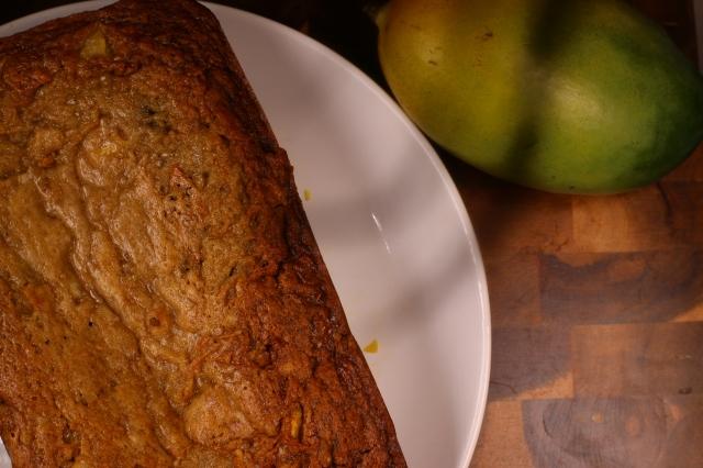 Vegan Tropical Banana Bread Roots And All